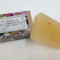 Organic Apple Blossom Soap
