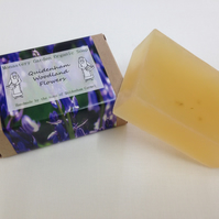 Organic Woodland Flowers Soap