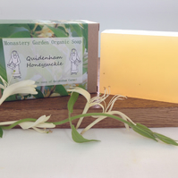 Organic Honeysuckle Soap