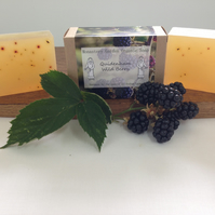 Organic Wild Berry Soap