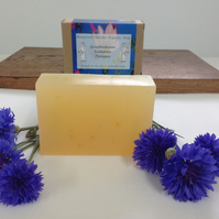 Organic Summer Flowers Soap