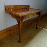 Narrowboat side table