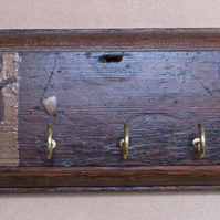 Rustic Key Rack No 30