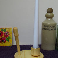 Wee Willie Winkie Candle Stick