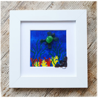 "Seaglass ""TURTLEY AWESOME"""