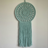 Handmade Crochet Dream Catcher