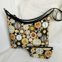 Stunning Boho Bag and Zip Pouch, Crossbody Bag, Gift Ideas.