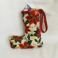 Small Christmas Stocking, Christmas Stocking, Tree Decoration, Gift Ideas.