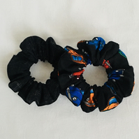 Set of Scrunchies, Scrunchies, Hair Bands, Hair Accessories, Gift Ideas.