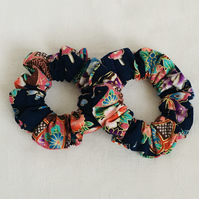 Beautiful Set of Scrunchies, Hair Bands, Scrunchies, Gift Ideas.