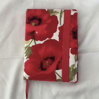 Fabric Covered Diary, 2021 Week to View Diary, Hardback Diary, Gift Ideas.