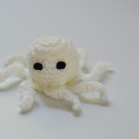 Cream Octopus Cats Catnip Cat Toy