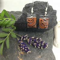 Polymer Clay Earrings Item Code E738