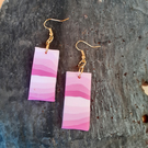 Candy Pink Earrings