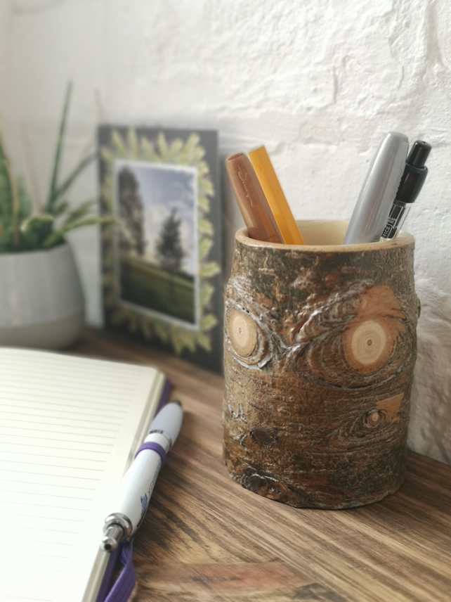 Bark Desk Tidy