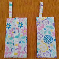 Pocket Tissue and Hand Gel Pouches