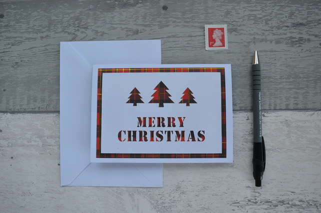 Christmas card, Happy Christmas card,