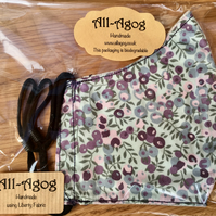 Reuseable Face Masks - Liberty Fabrics