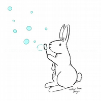 Bubbles - Art Print