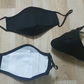 Face Mask with Filter Pocket & Adjustable Strap Reuse Cotton Face Mask