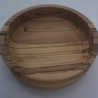 Homemade Spalted Beech wooden bowl (2)