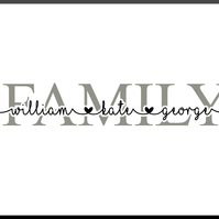 Family custom names Print Personalised Decor Prints Home Prints Couple Gift