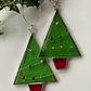 Stained Glass Bead Christmas Tree