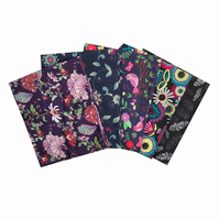 The Craft Cotton Hip Florals and Birds Fat Quarters - 5 Pack
