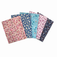 The Craft Cotton Co Ditsy Florals - 5 Pack
