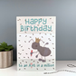 Funny Birthday Card For Auntie or Aunt
