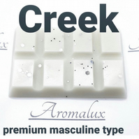 Creek wax melt (for him scent) snap bar 28-30g