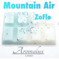 Mountain Air Zoflo scent wax melt snap bar 28-30g. Lots of scents in my shop