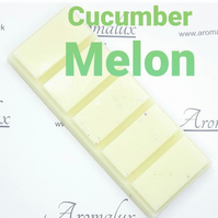 Cucumber Melon we melt chunky bar 50g. Other wax melts in my shop