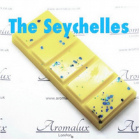 The Seychelles scented wax melt chunky snap bar 50g TWC scent