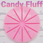 Candy Fluff scented wax melt AromaLux Aroma Orb snap bar 75-80g