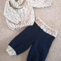 Boys Jumper and Trouser Set