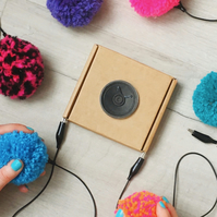 Pompom Musical Instrument DIY Kit