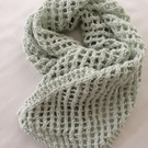 Light weight summer scarf