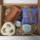 Father's Day Grooming Set Box Handmade Natural Eco Personalised Luxury