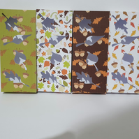 Autumn snap bar boxes collection