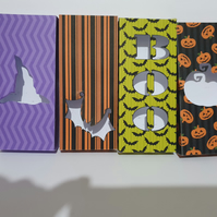 Halloween snap bar boxes collection