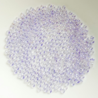 Pale Lilac Glass Seed Beads