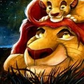 LION KING (6) CROSS STITCH KIT