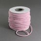 2mm wide pink round  elastic - 5 Metre Cut Length (free 1st class postage to UK)