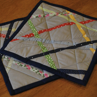 Heat Resistant Table Mats (Set of Two)