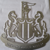 Newcastle United Football Crest