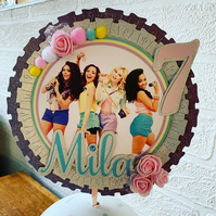 Little mix cake topper