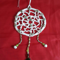 Ivy Leaf Dreamcatcher