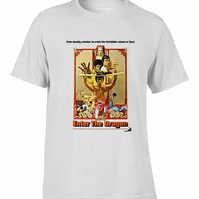 Bruce Lee Enter The Dragon Movie Poster T Shirt