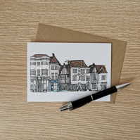 Coggeshall Greetings Card